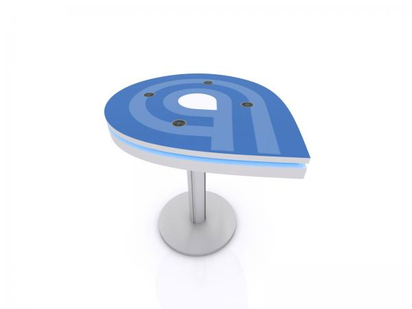 MOD-1457 Trade Show Wireless Charging Station -- Image 3