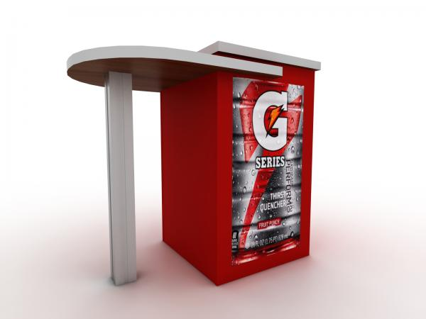 LTK-1016 Tradeshow Display Counter