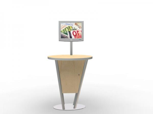MOD-1137 Trade Show Workstation or Kiosk