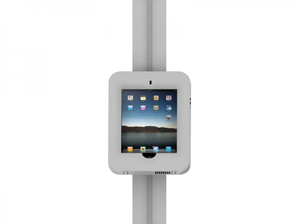RE-1241 Angled iPad Clamshell Frame for Extrusion -- Image 3