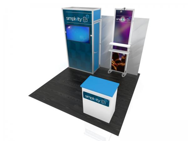 VK-1332 Trade Show Inline Exhibit -- Image 2